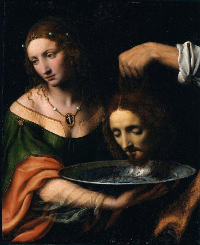 Bernardino-Luini-Salome-with-the-Head-of-Saint-John-the-Baptist-not-dated-painting-artwork-print